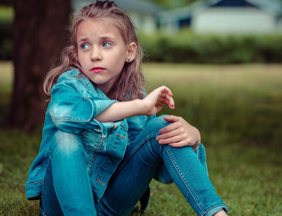 Child experience symptoms of anxiety, sadness, ADHD symptoms, and is in child therapy thousand oaks, CA