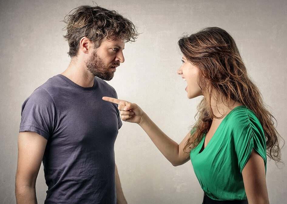 How To Stop One-Uping Your Partner In An Argument