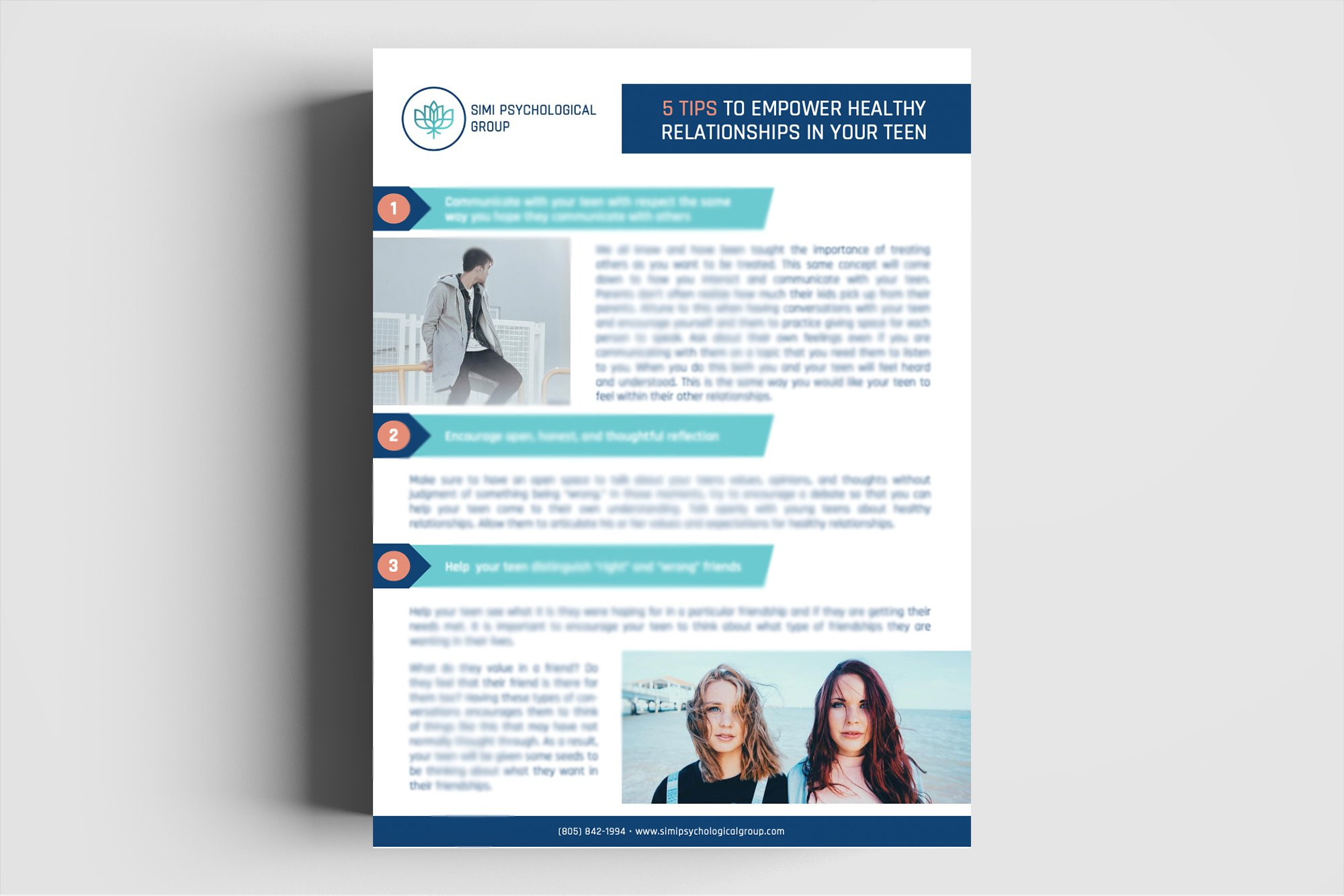 Pdf download to help your teenager in relationships. Therapists offering online teen therapy and family therapy near Thousand Oaks, Cah