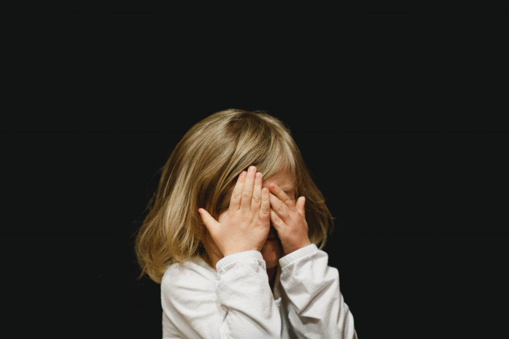 Child feeling overwhelmed after tantrum in need of child psychologist Thousand Oaks ca