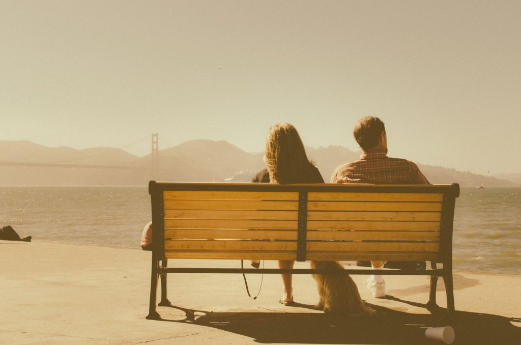 Couple struggling with a toxic relationship in need of couples therapy in Simi Valley Ca