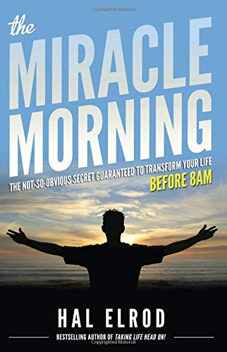 A book about the miracle morning that helps with anxiety symptoms and anxiety disorders Simi Valley, Ca