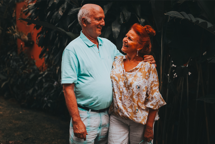Elder couple in counseling Simi Valley for sex therapy 93063