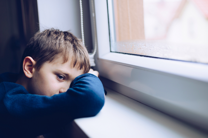 anxious child struggling with anxiety and ADHD in need of child therapy in Simi Valley, Ca