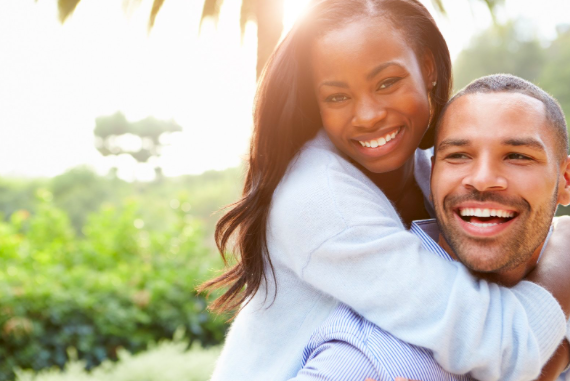 couple feeling happy and confident after she had anxiety therapy for jealousy in Simi Valley, ca, 93063
