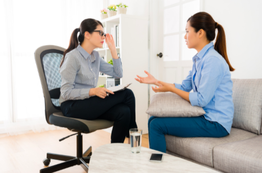 seeking adult anxiety therapy for therapist doing in person near Simi Valley, ca, 93063