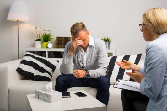 adult man needing anxiety therapy for irritability near Thousand Oaks, ca, 91320