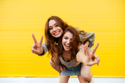 friends feeling confident about their differences after anxiety and depression therapy near me Simi Valley, ca, 93065