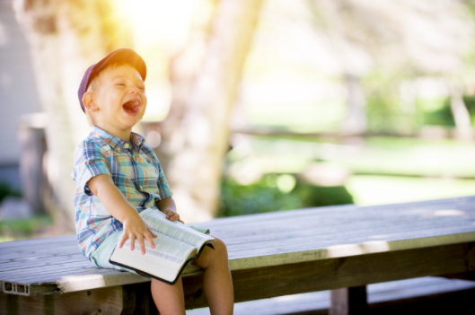 young child feeling confident in himself after in person depression therapy for child near Simi Valley, ca, 91320