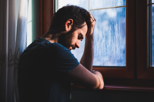 man suffering from severe depression and anxiety after recent breakup, needs in person therapy near Simi Valley, ca, 93065