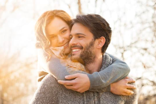 couple learning how to communicate and use boundaries together after good couples counseling session in Simi Valley, ca, 93065